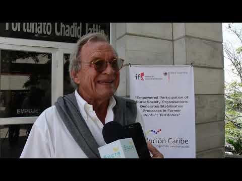 Entrevista a Hans Blumenthal, Director de Evolución Caribe