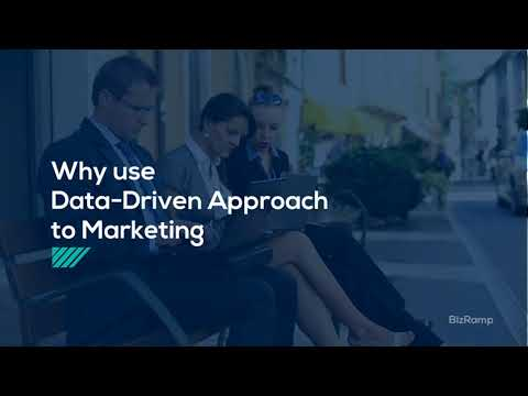 What is Data-Driven Marketing and Its Benefits | BizRamp