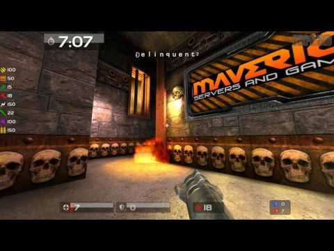 Quake Live: jdqw210 almost lost madhouse chicago