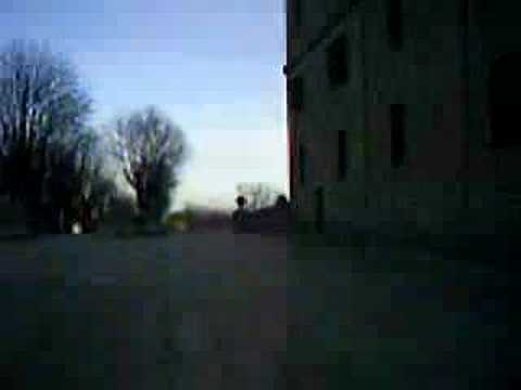 Caminando por san lorenzo del escorial