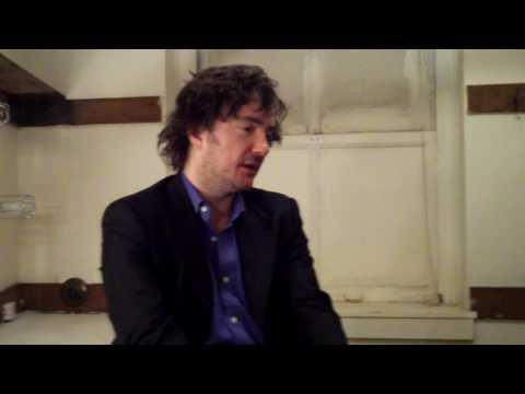 Dylan Moran interview at Comedy Connection Wilbur Theatre