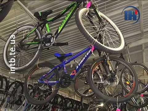 Телеканал ІНТБ: З велосипедом в торбині: На Тернопільщині вп'яте організували акцію «ВелоМиколай»