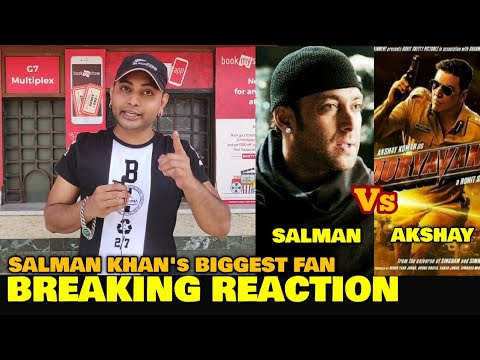 SOORYAVNSHI Vs INSHALLAH | Salman Khan's Biggest Fan REACTION | Salman Khan Vs Akshay Kumar Eid 2020