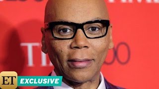 RuPaul Dishes on