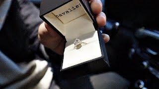 Making Her Engagement Ring! | Josh and Tess Vlogs