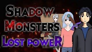 Shadow Monsters Part 2 | Lost Power | Hindi Animated Scary Story | हिंदी कहानियां