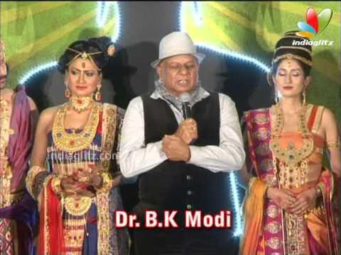 'Buddha' Serial Press Conference | Bollywood Event | Kabir Bedi, Dr. B.K Modi, Zee TV,