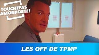 OFF TPMP : Benjamin Castaldi aux petits soins avec une maquilleuse pour son anniversaire...