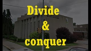 Shooting at Pittsburgh Synagogue is a FALSE FLAG to DIVIDE & CONQUER
