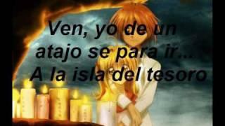 legend of mermaid español version karaoke ^^