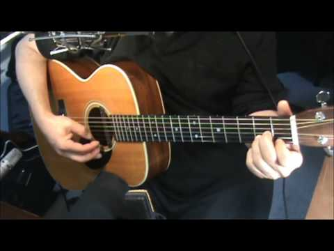 gentle on my mind -john hartford-chords-fingerstyle -cover