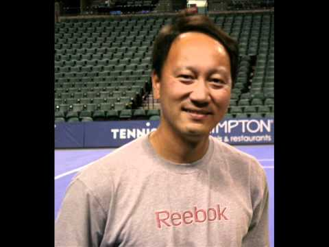 Michael Chang interview