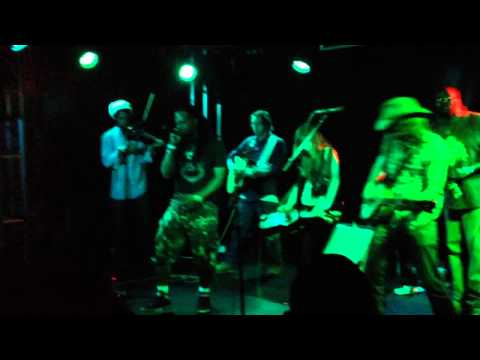 Gangstagrass - Long Hard Times to Come [Live Concert]