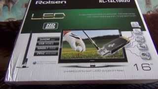 обзор телевизора rolsen rl 16l1002u