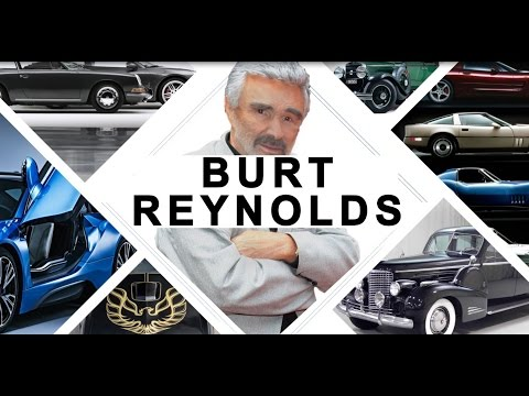 Burt Reynolds Interview about Smokey and The Bandit Movie
