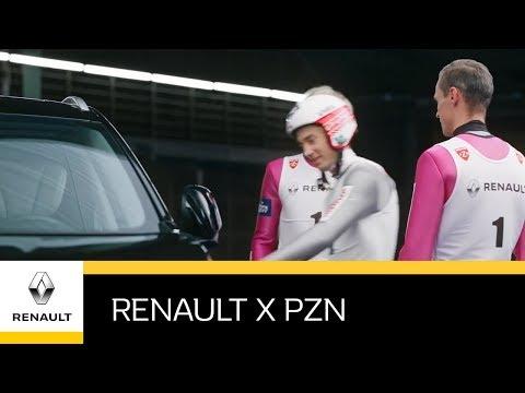 Budowa scenografii do reklamy marki Renault .