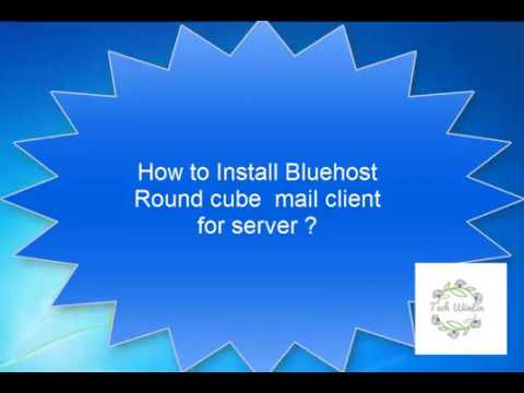 HOW TO Setup RoundCube Webmail on Your Server