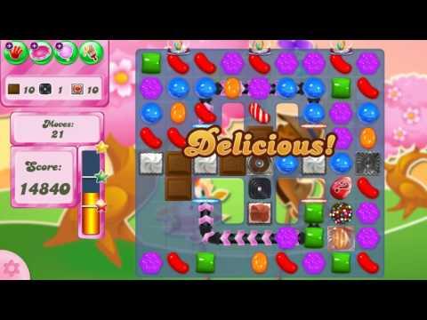 Candy Crush Saga LEVEL 2473 NO BOOSTERS
