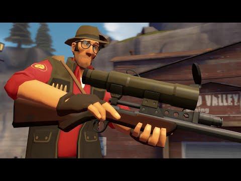 Team Fortress 2: Realistic Bolt Overhaul Mod Showcase