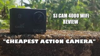 SJCam Sj4000 Wifi Review | The Cheapest Action Camera For Motovlogging