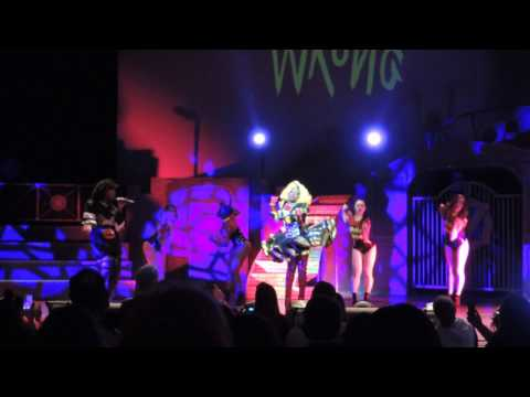 Todrick Hall, Straight Outta Oz - Wrong Bitch - Southern Theatre, Columbus Ohio 3/31/17