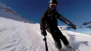 Skiing At 3342m - Marmolada - 2015 - [GOPRO HD]