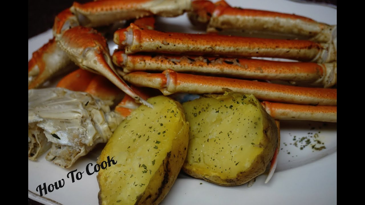 HOW TO COOK CRAB LEGS JAMAICAN STYLE RECIPE 2016 - YouTube