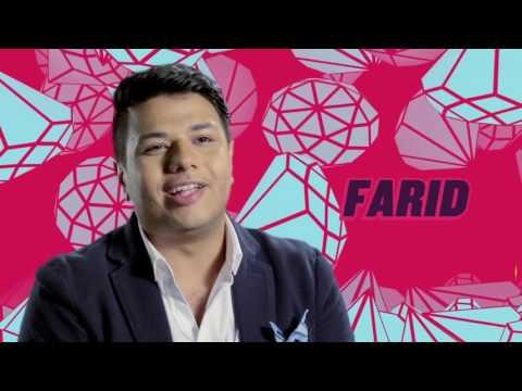 #Riccanza, i protagonisti: Farid