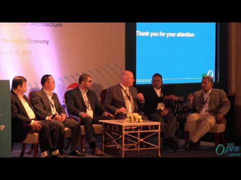 Q&A Pannel  Discussion - The Open Group India