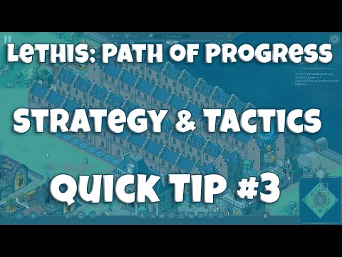 Lethis: Path of Progress Strategy & Tactics 3: Engineers and Ratios |