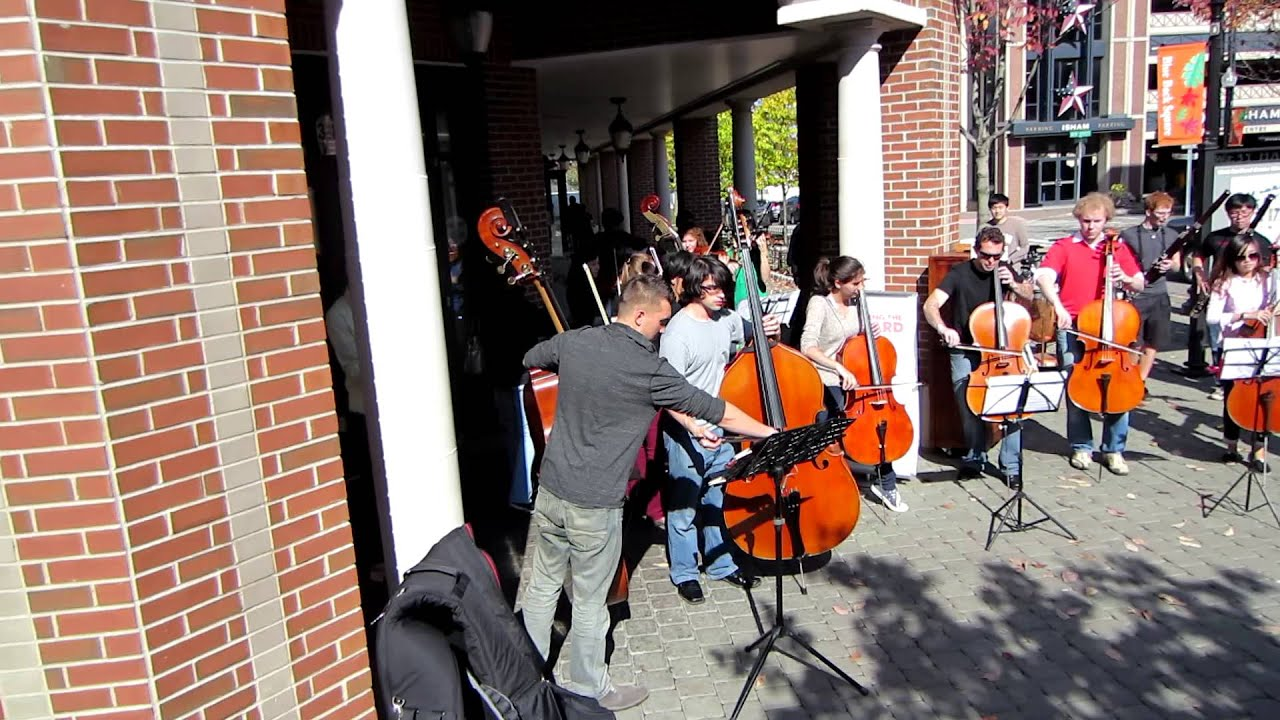 Beethoven ode to joy flashmob doovi for European motors west hartford ct