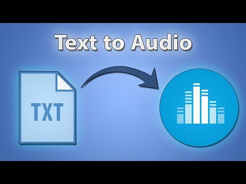 How to Convert Text to Audio & Record and Export it With Audacity