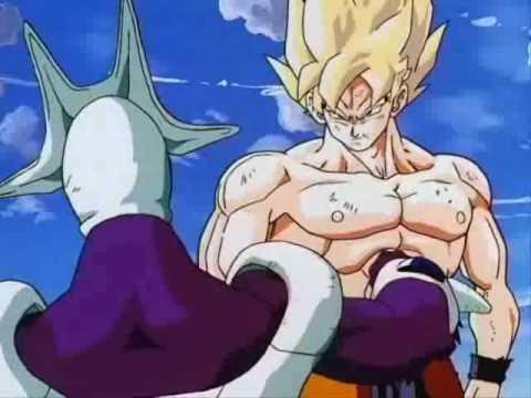 DBZ  Super Saiyan Goku  Diary of Jane