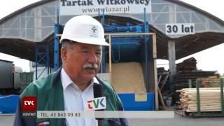 TVK Wieluń - nowoczesny tartak