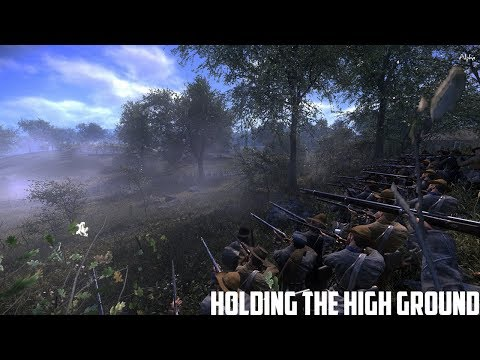 War of Rights - 50 vs 50 - Community Line Battle Event - Holding the High Ground!