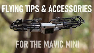 The Mavic Mini Community Share Their Best Flying Tips & Accessories | DansTube.TV