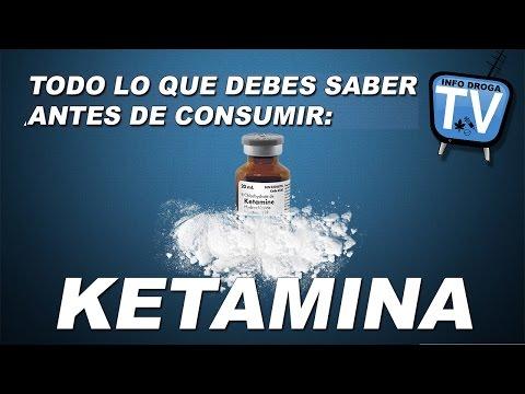 Qué es la KETAMINA? Qué efectos y riesgos tiene la KETAMINA? InfoDrogaTV