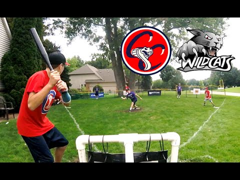 Cobras vs. Wildcats Semifinal | MLW Wiffle Ball