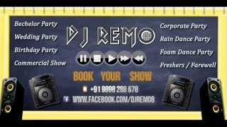 Dj Remo - Diwali Dance party 2015 ( ahmedabad )