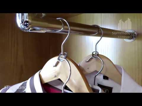Tips Ruang : Membuat Gantungan Baju Tambahan