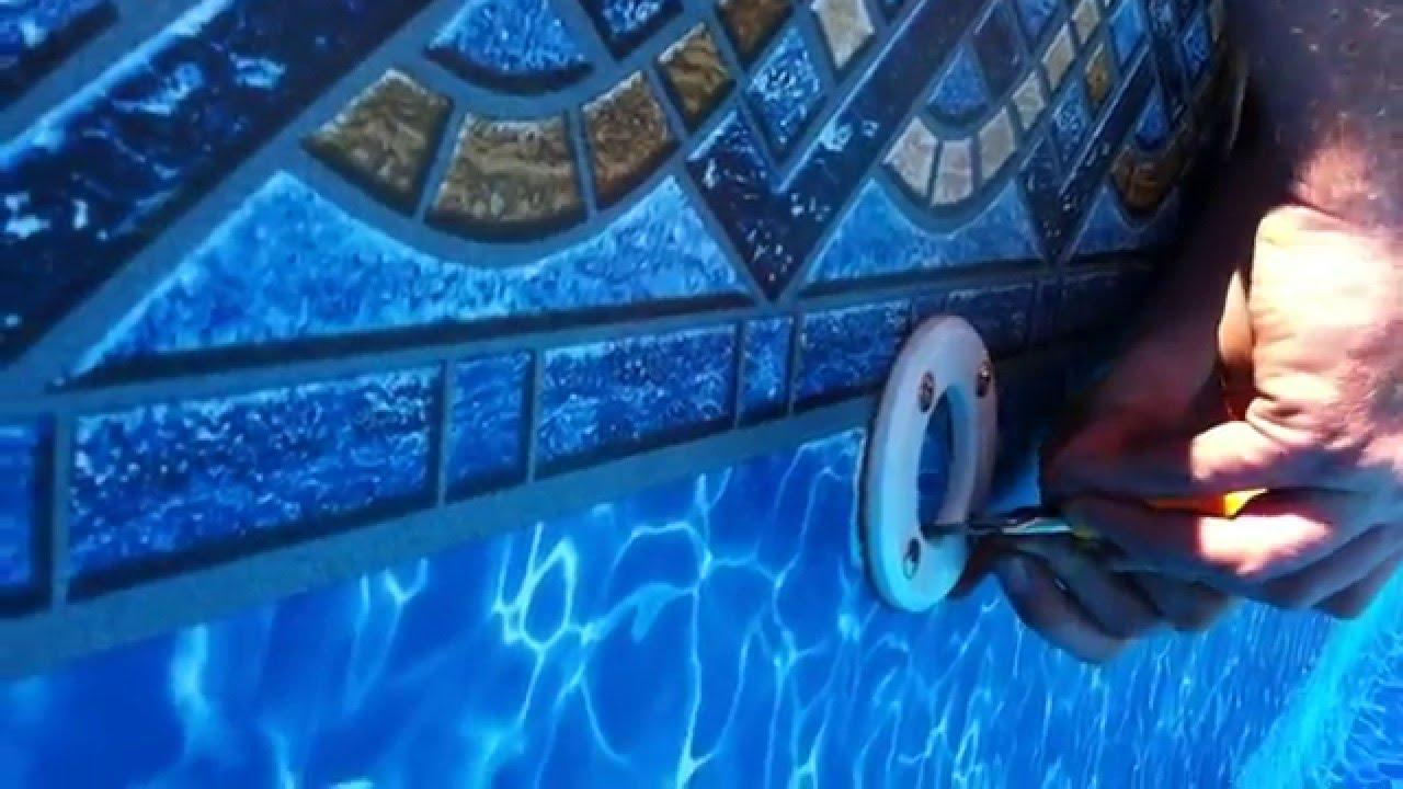 Vinyl Pool Return Leaks