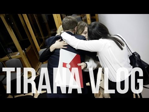 TRAVEL VLOG: TIRANA (Regional Moot Court Competition)