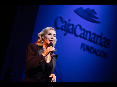 Entrevista Con Ute Lemper: Otoño Cultural CajaCanarias 2019