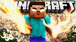 If You Had Herobrines Powers - Minecraft