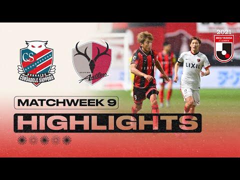 Sapporo Kashima Goals And Highlights