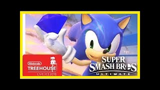 Breaking News | Super Smash Bros. Ultimate Gameplay Pt. 6 - Nintendo Treehouse: Live