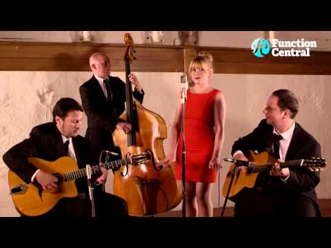 Spirit Of Django - L.O.V.E. | Gypsy Jazz Band Hire from Function Central