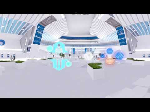 Virtual Reality 360 Degree Movie - Workplace Of The Future - Konica Minolta