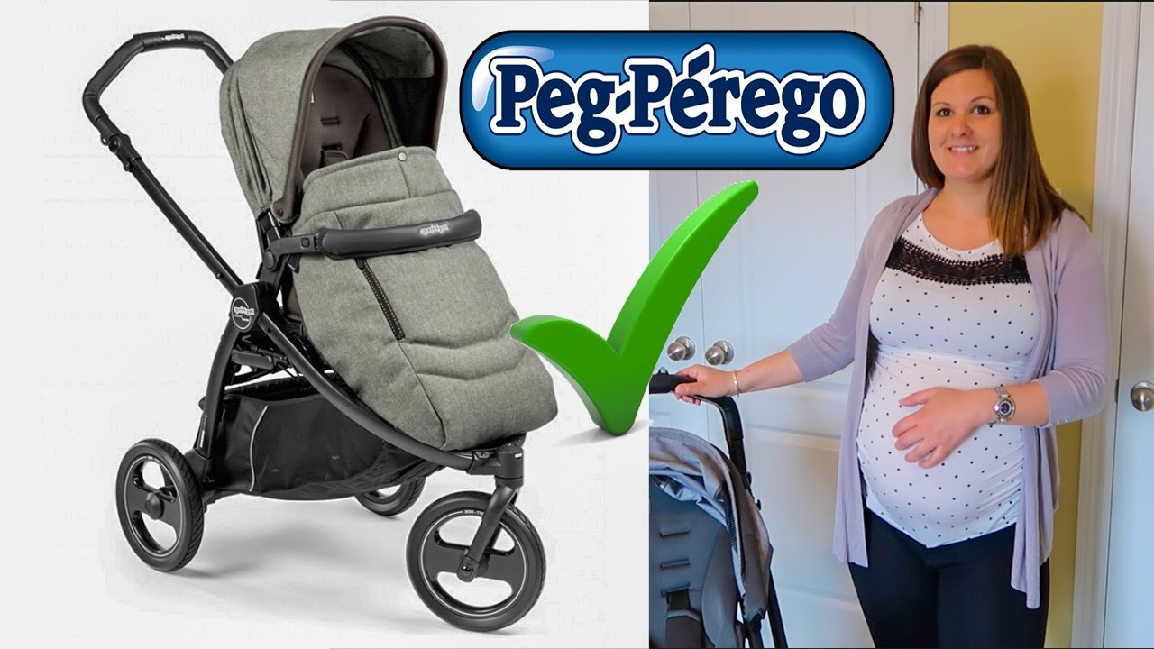 Poussette Peg Perego Trio Cross Peg Perego Book Scout Review