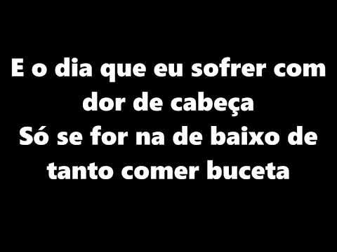 MC Don Juan - Dor de Cabeça LETRA DJ Yuri Martins